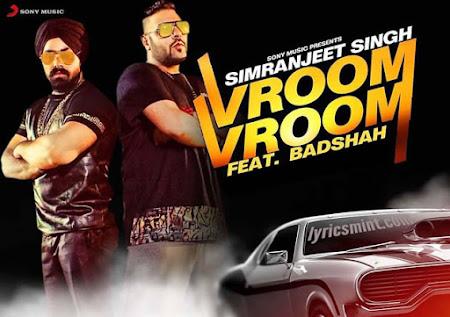 Vroom Vroom - Badshah (2015)
