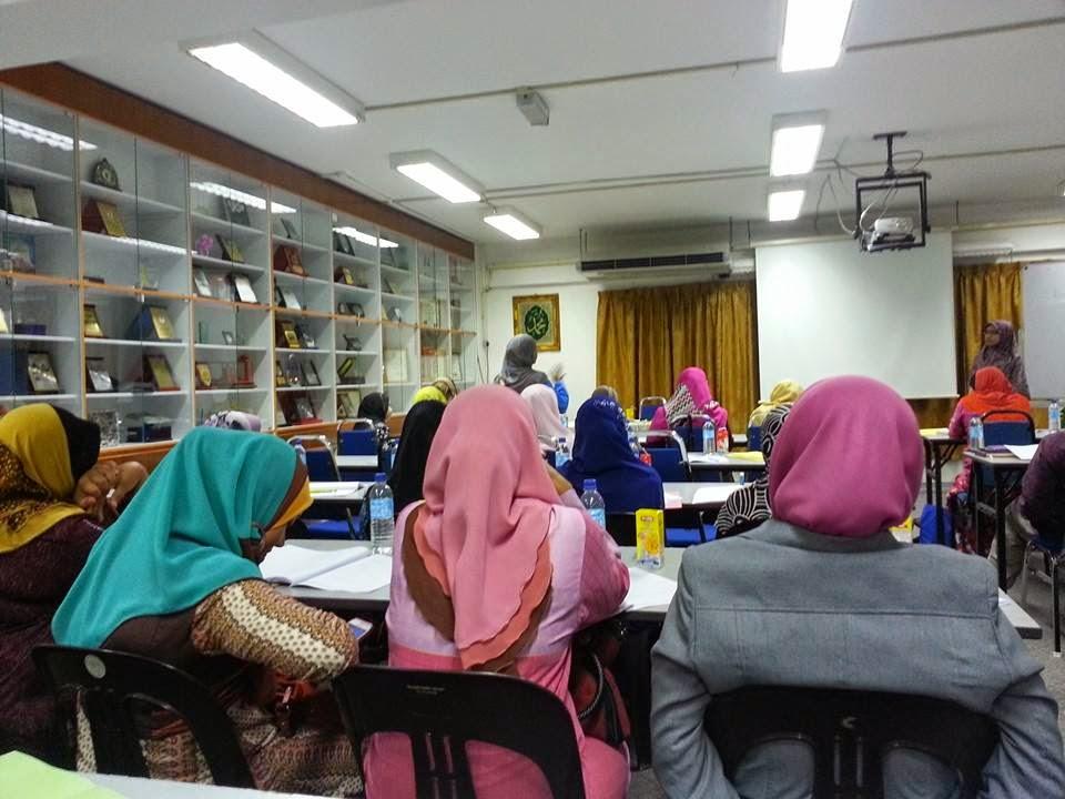 Bengkel Mendorong Pelajar I Johor Bharu