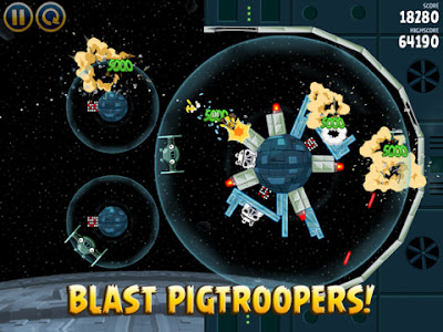 Angry Birds Star Wars HD v1.0.0 [iOS Game] Free  CVT Mobile