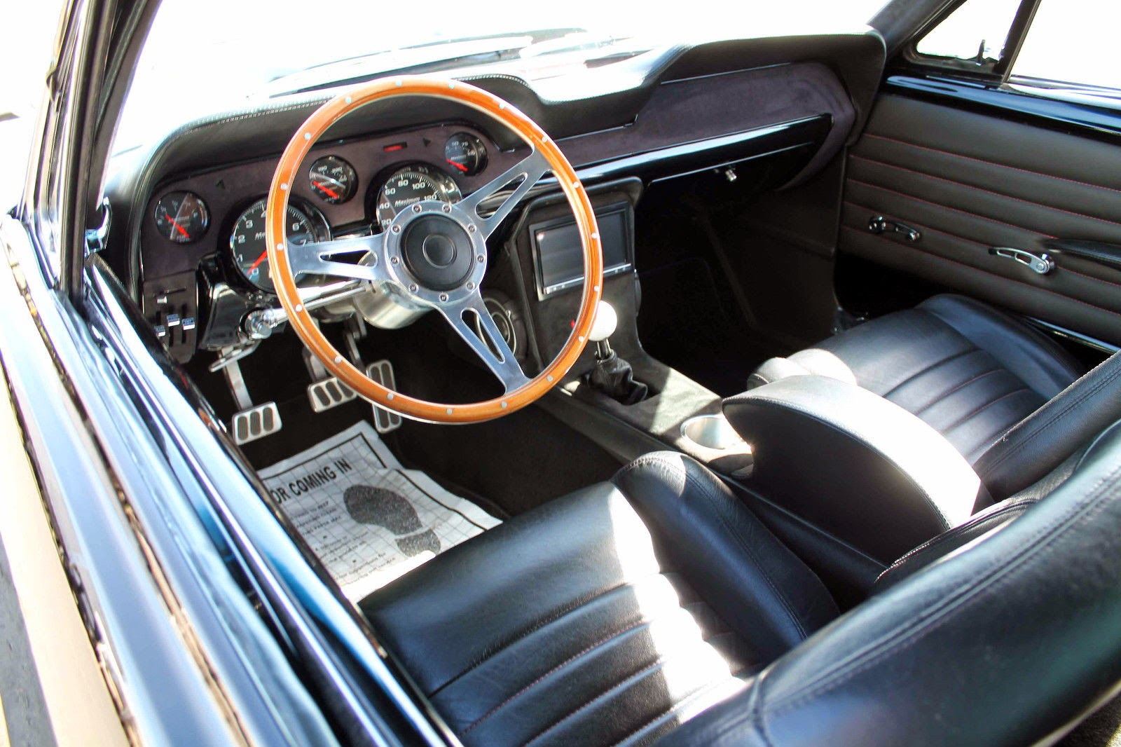 1967 ford mustang gt fastback s code