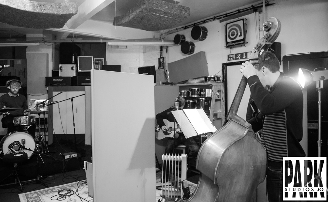 Birmingham recording studio Park Studios JQ | band recording