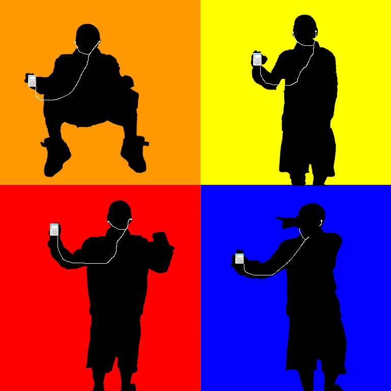 Jimmy's Blog: Ipod Silhouettes