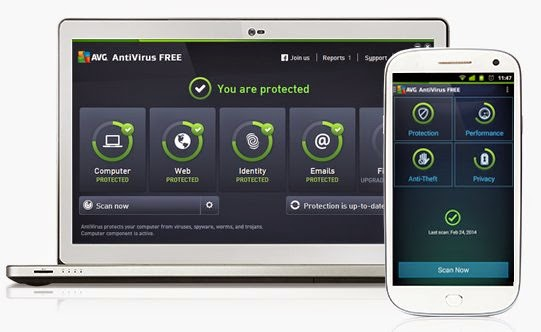 free antivirus protection software