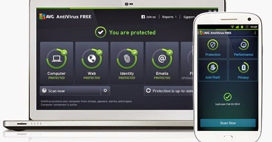 Avg anti virus free antivirus freeware freeware kostenlos for Klassisches haushaltsbuch