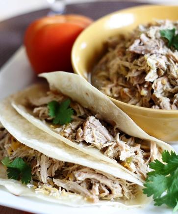 The Bestest Recipes Online: Slow Cooker Salsa Verde Pork