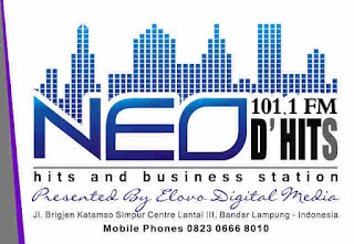 Logo RADIO NEO D'HITS FM