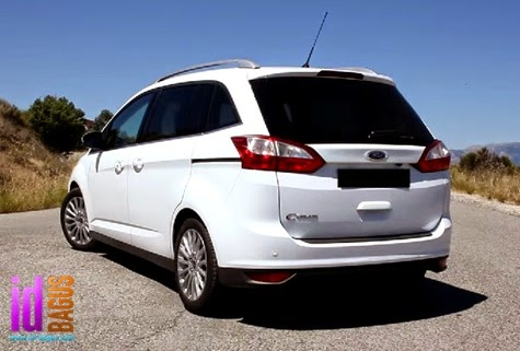 Mobil Ford Grand C-Max