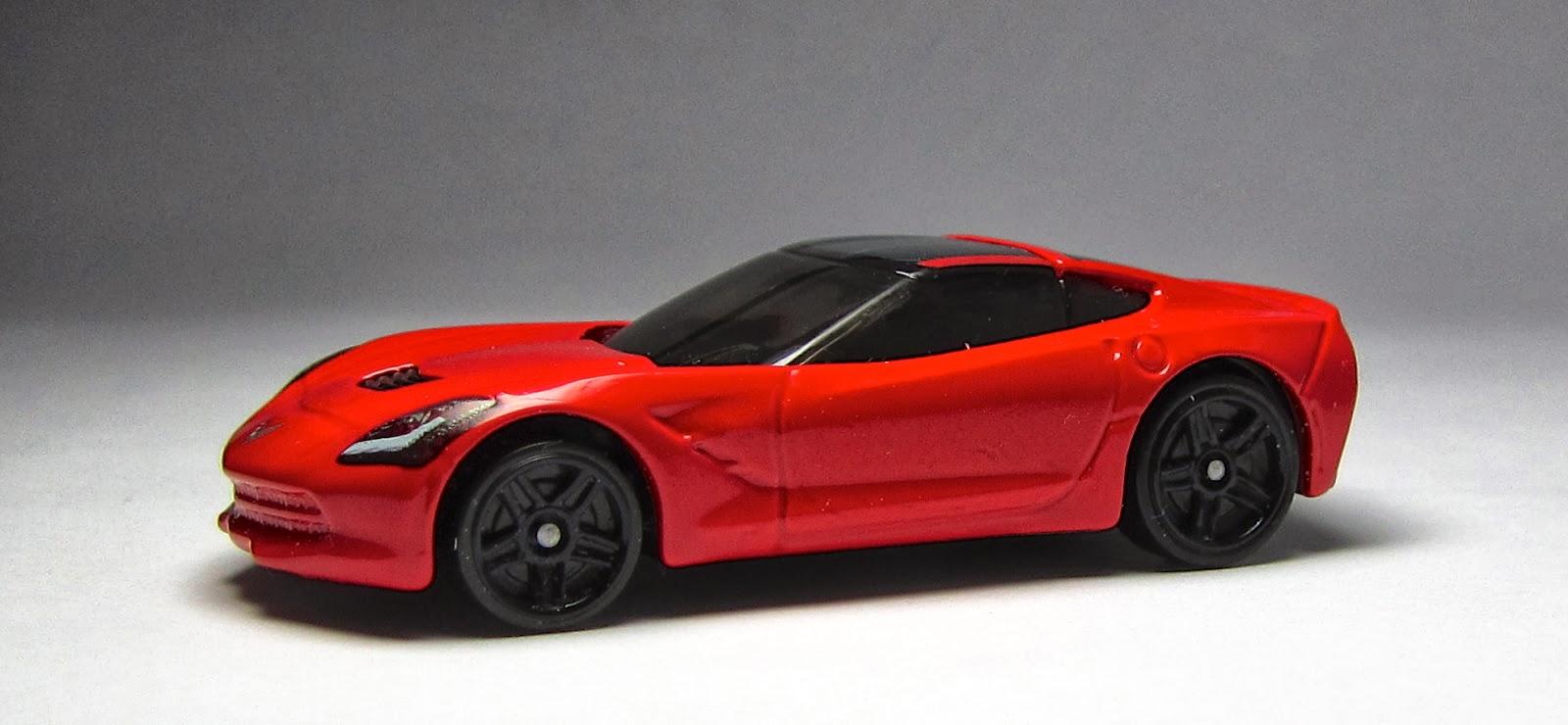 Hot Wheels 2014 Corvette Toy | Autos Weblog