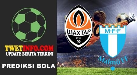 Prediksi Shakhtar Donetsk vs Malmo FF