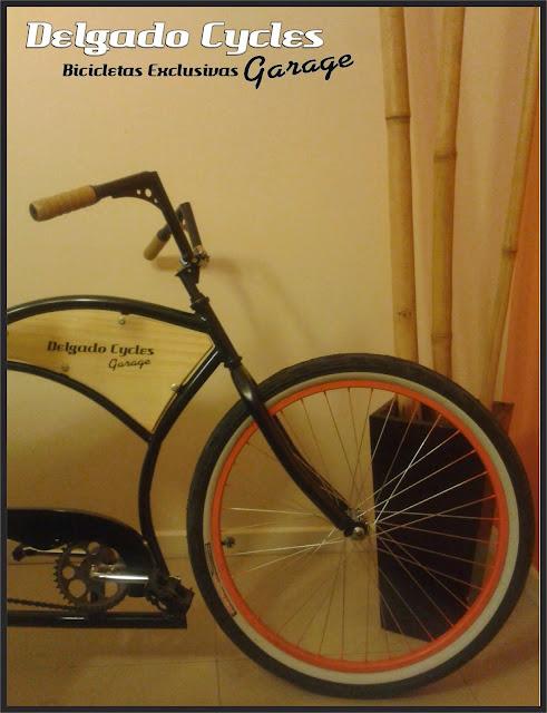 Bicicleta Kustom Kruiser II 2014