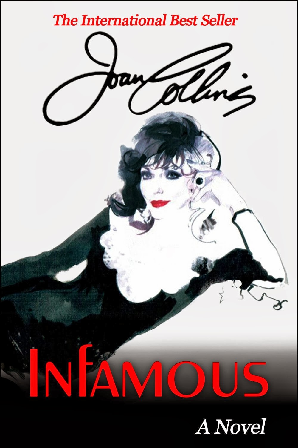 INFAMOUS! NOW ON KINDLE!