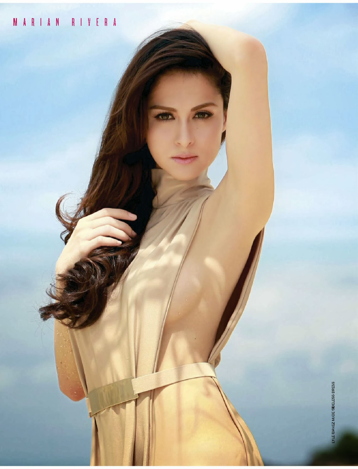 Advise you Marian rivera fhm cover sorry