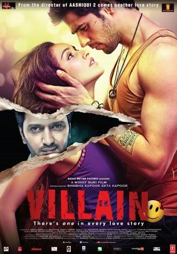 Ek Villain (2014) Movie Poster