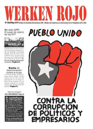 Werken Rojo # 8