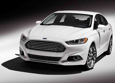 2013 Ford Fusion Review and Pictures