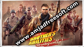 Brothers in Arms 3 v1.3.3 Mega MOD + DATA APK
