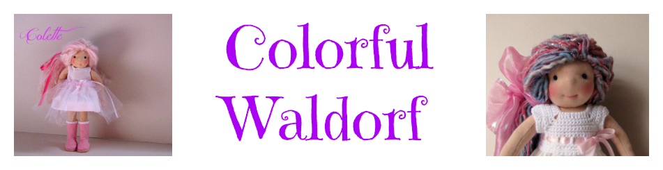 Colorful Waldorf