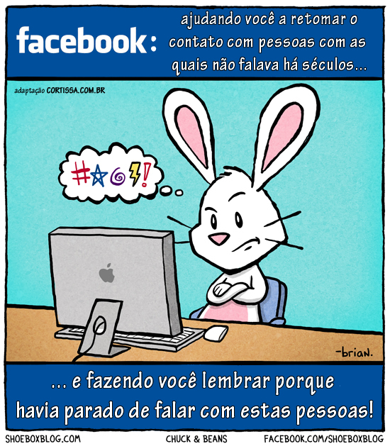 Duas utilidades do Facebook