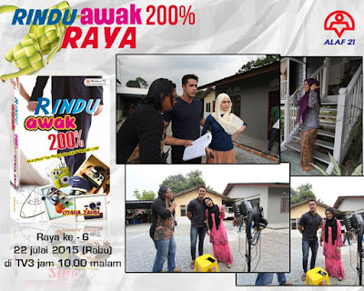 Rindu Awak 200% Raya  Movie