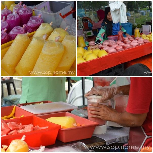 Pasar Ramadan Taman Melawati