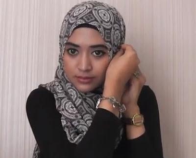 tutorial hijab wanita elegant with natasha farani part 3
