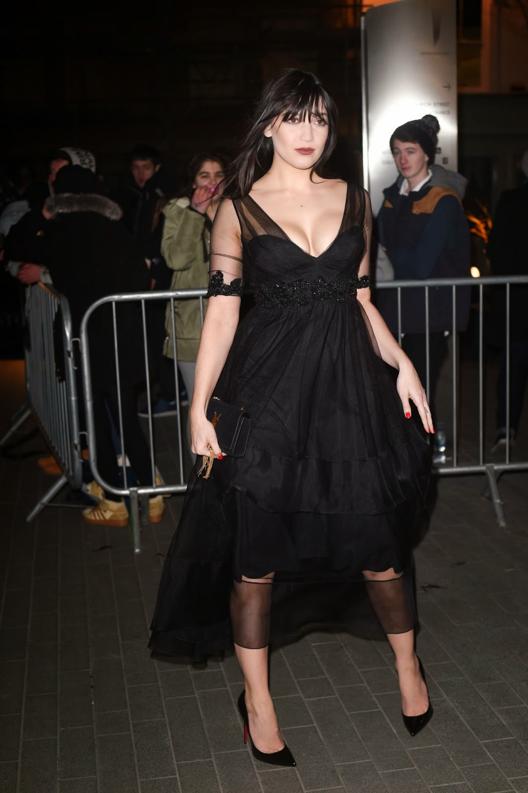 Fashion Model, Actress, Singer: Daisy Lowe - Elle Style Awards 2015 In London