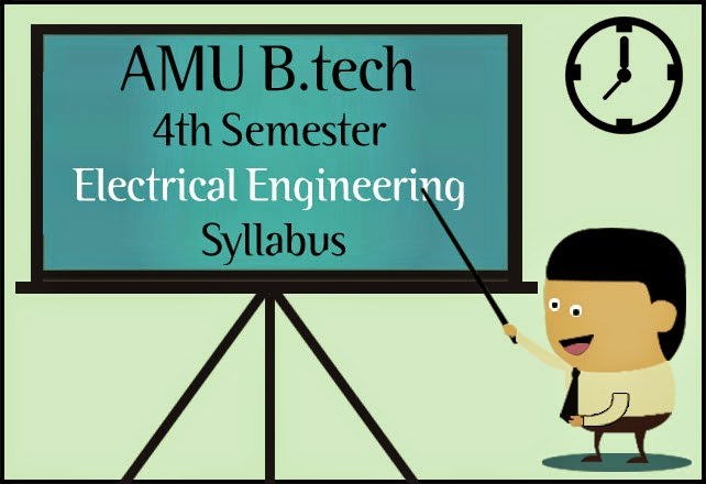 amu-btech-ee-4th-sem-syllabus