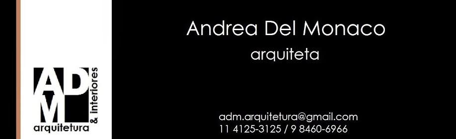 Andrea Del Monaco - ADM arquitetura & interiores