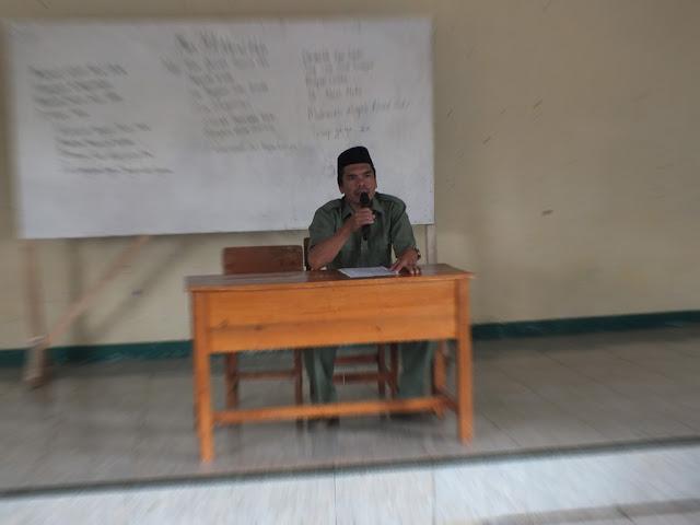 Kepala Sekolah MA Nurul Huda