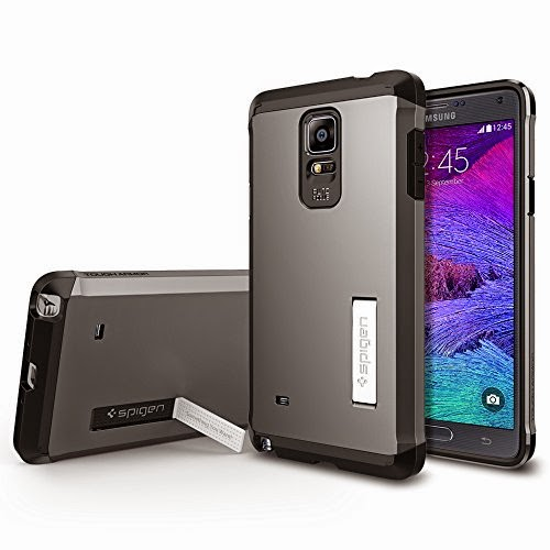 Spigen Tough Armor Case for Samsung Galaxy Note 4