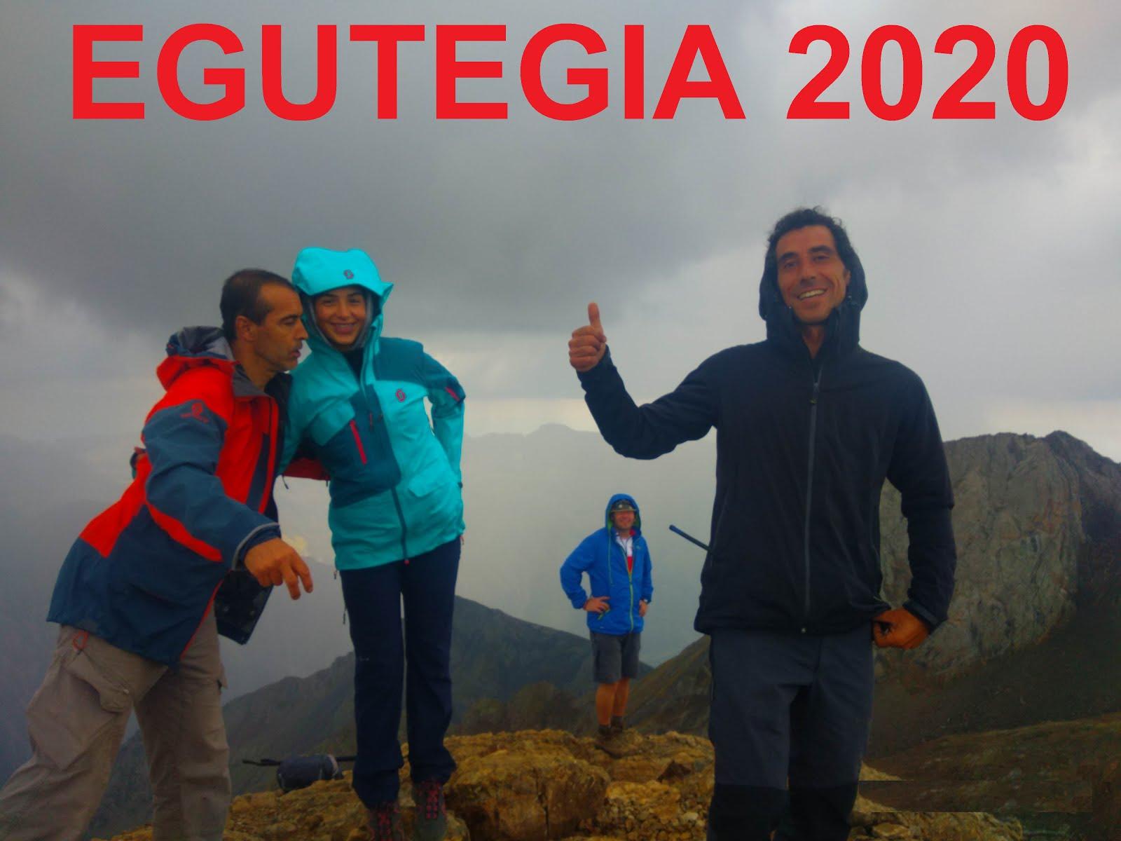 Egutegia / Calendario 2020