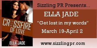 Guest Post with Ella Jade author of Crossfire of Love