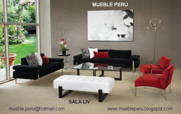 Mueble peru nuevos modelos de muebles de sala for Colores modernos para muebles de sala