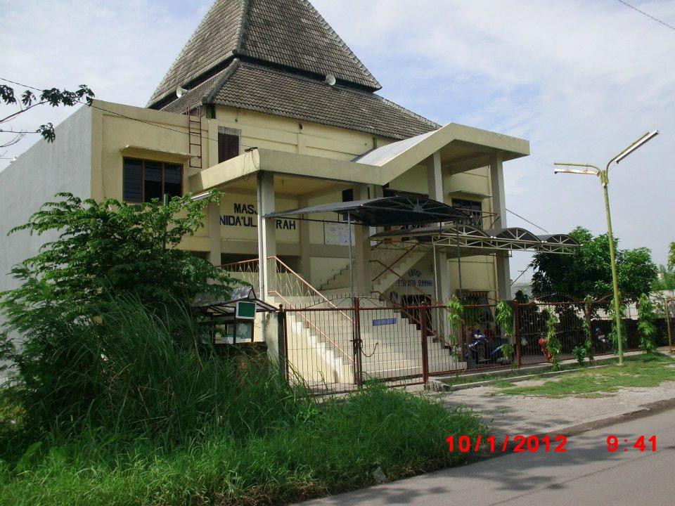 Masjid Nidaul Fithrah Sidoarjo