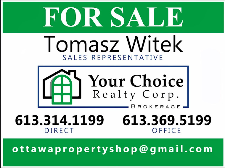 Tom Witek Ottawa Realtor