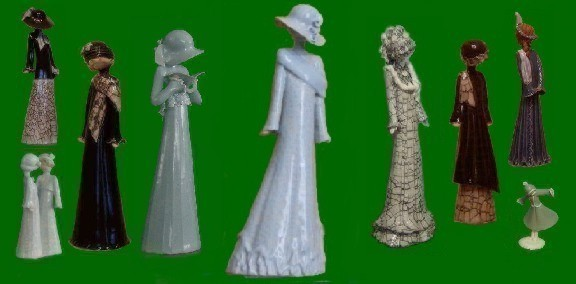 Louise Auger Figurine