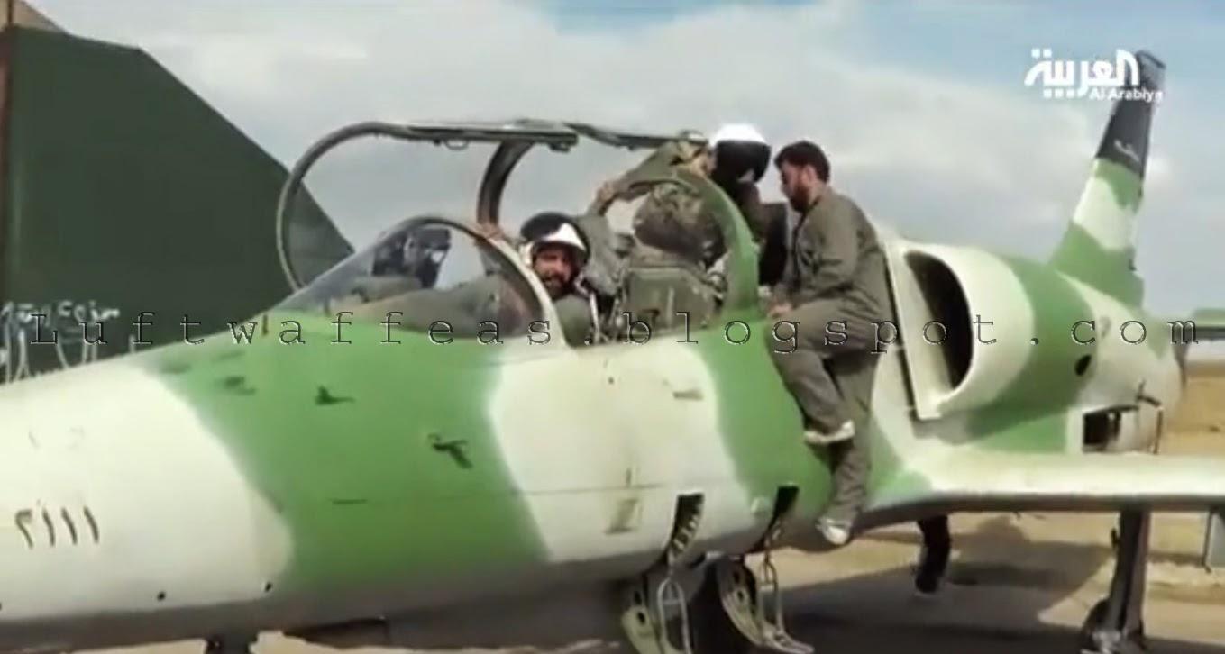 Guerre Civile en Syrie ( LISEZ LE PREMIER POST ! ) 6-L-39+2111+KSHESH+AFB