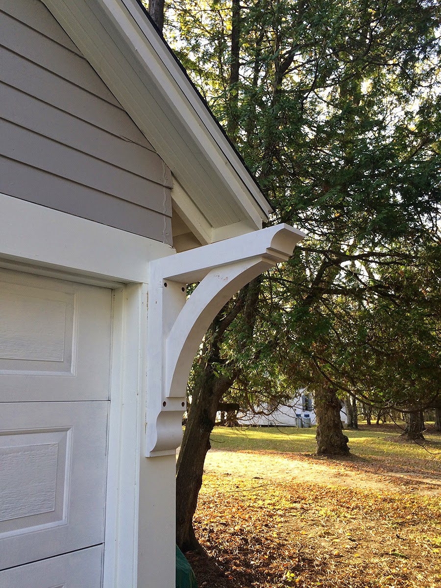 Trellis over garage door - How To Build A Garage Pergola