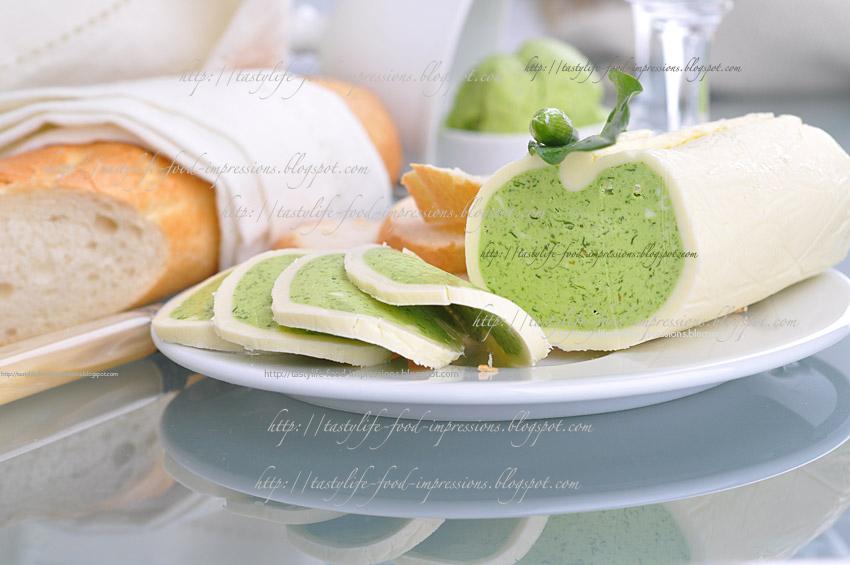 Масло зеленое схема
