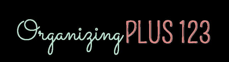 Organizing Plus 123