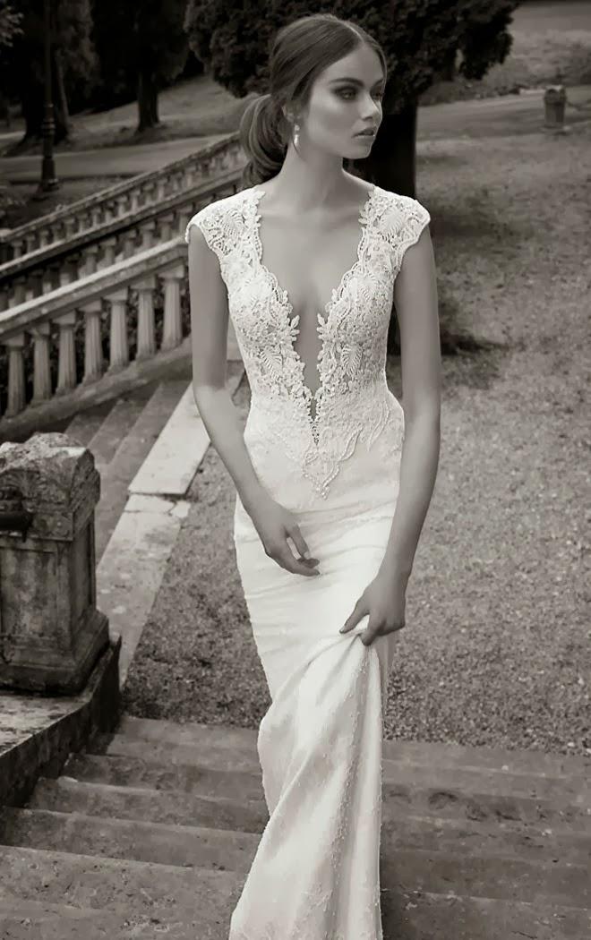 Vestidos Sensuales By Berta Bridal. Colección 2014. - Mis Secretos ...