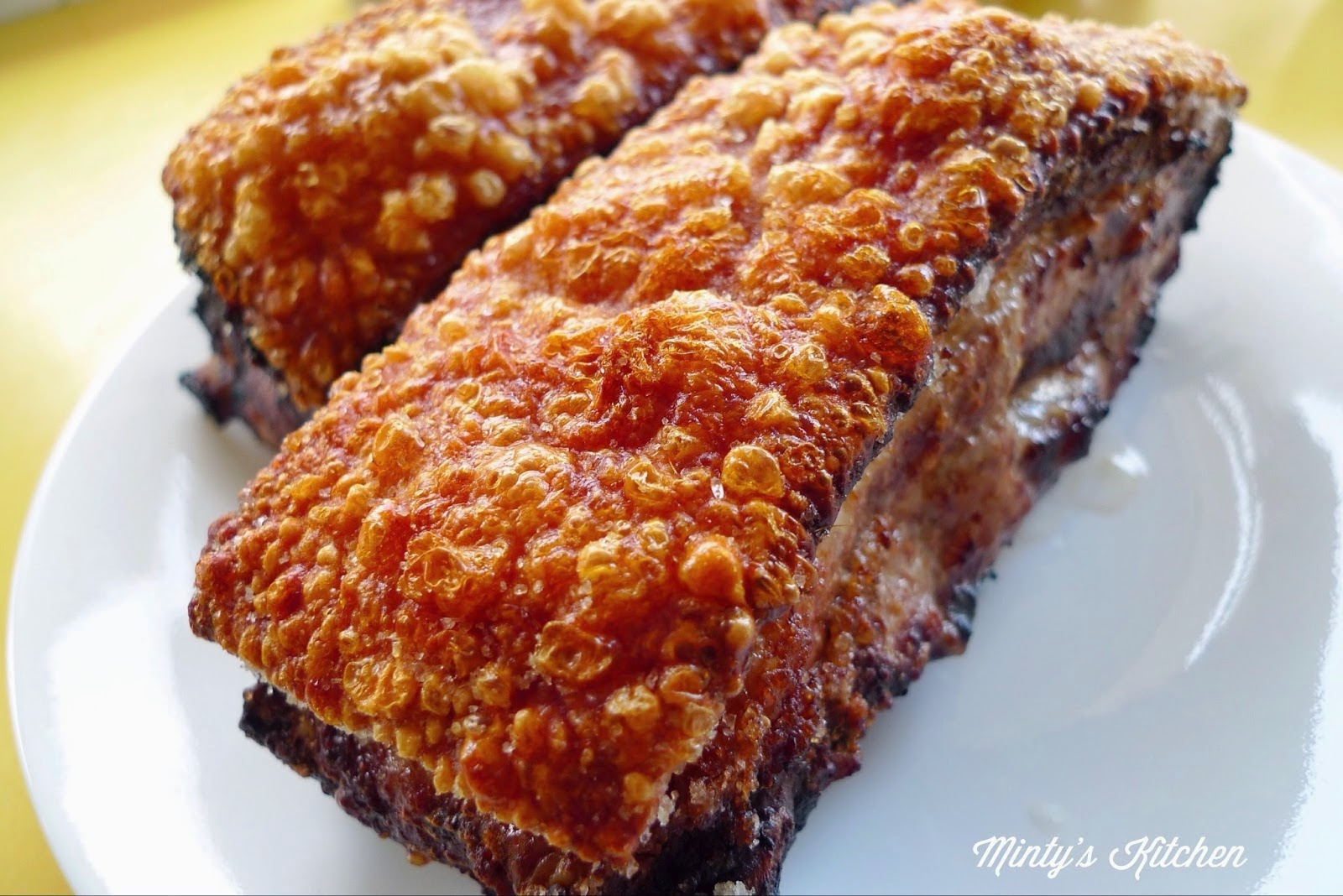 Food Planet: Crispy Roasted Pork Belly