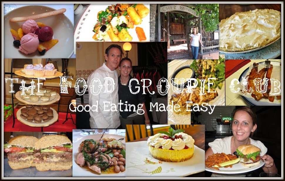 The Food Groupie Club