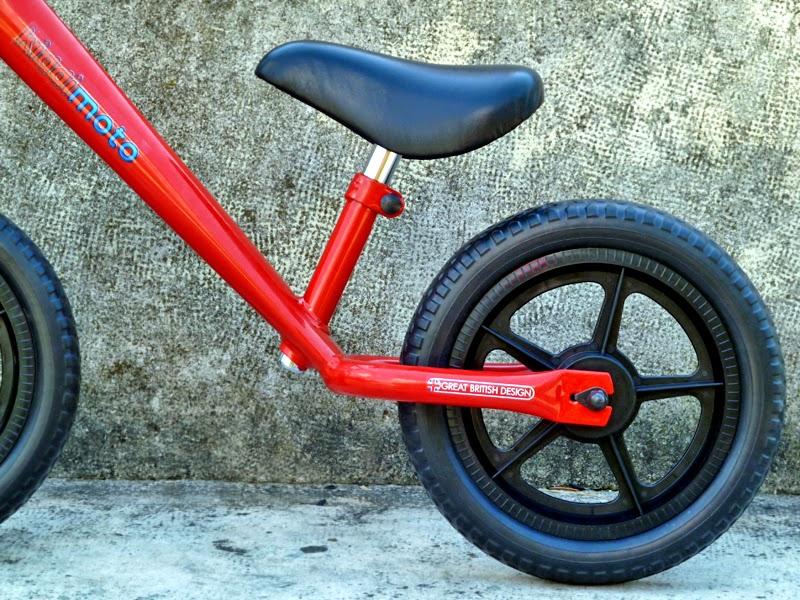 метална рамка от стомана на детско колело без педали избор