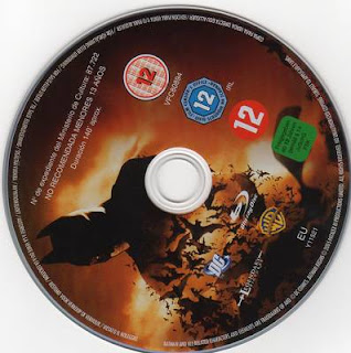 Batman Begins DVD