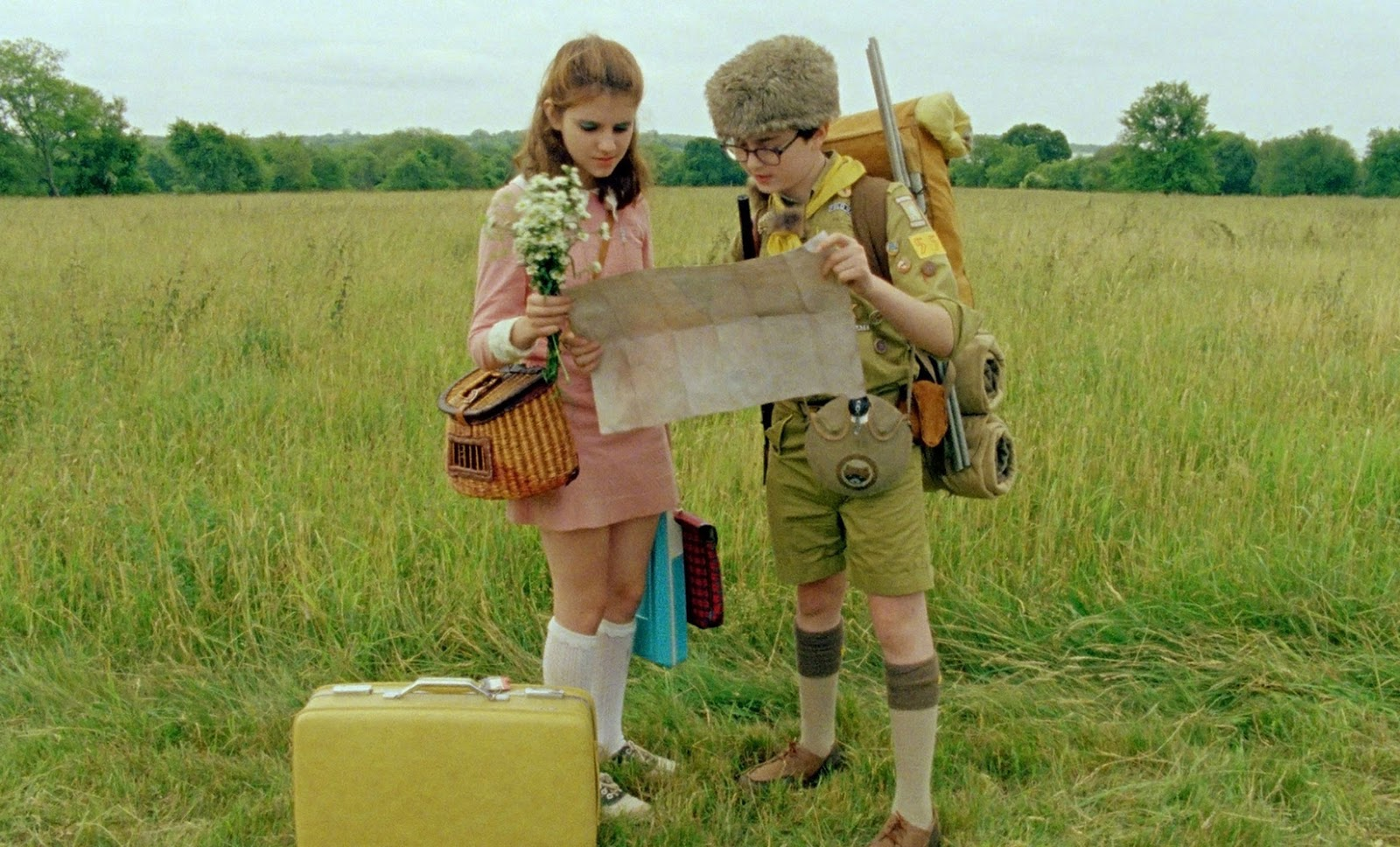 Creative Inspiration Moonrise Kingdom 1