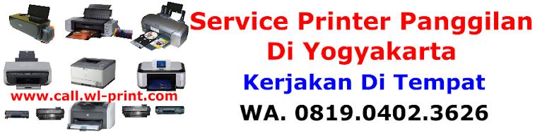 Jasa Service Printer Panggilan Di Jogjakarta Call / WA : 0819.0402.3626