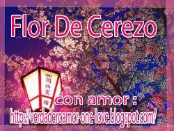 "Premio ""Flor de Cerezo"""