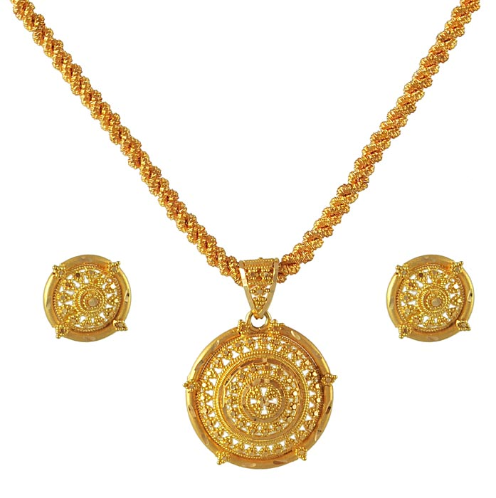Indian Gold Jewellery Images