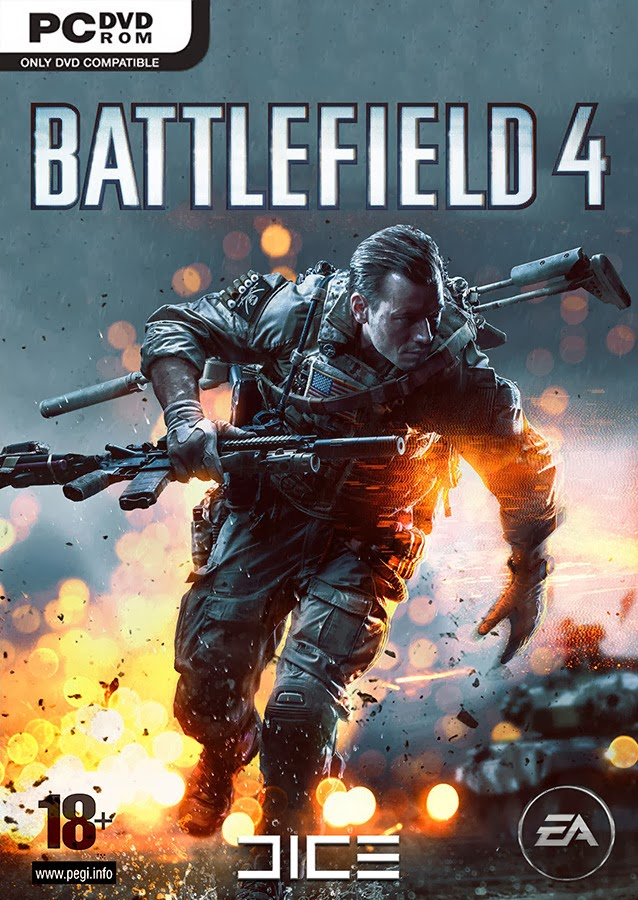 Battlefield 4 Crack File Free Download